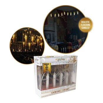 Dekoratívne svetielka Harry Potter - Floating Candles