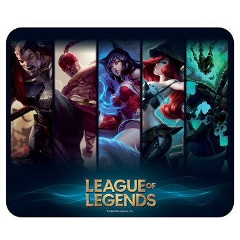 Egérpad League of Legends - Champions