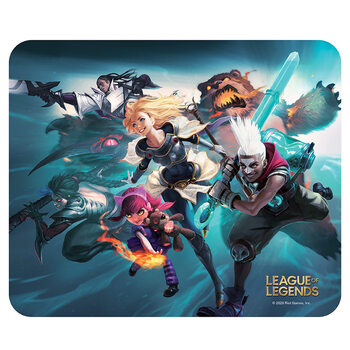 Egérpad League of Legends - Team