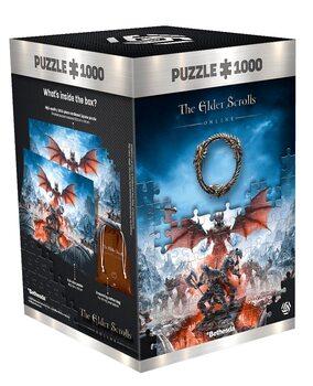Pussel Elder Scrolls - Vista of Greymoor
