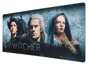 Gamer Szőnyeg az asztalon - The Witcher