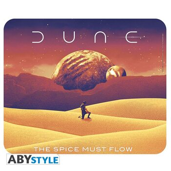 Gaming Mousepad Dune - Spice Must Flow