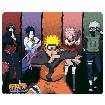 Gaming Mussemåtte Naruto Shippuden - Group