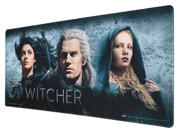 Gaming PC-mat - The Witcher