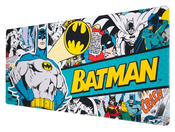 Gaming Tapis de bureau de jeu DC Comics - Batman