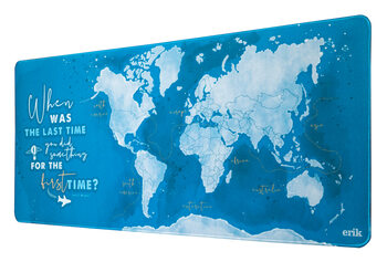 Gaming Tischmatte - World Map