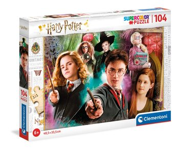 Puzzel Harry Potter