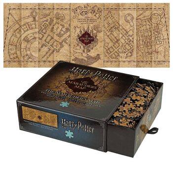 Πъзели Harry Potter -  The Marauder's Map Cover