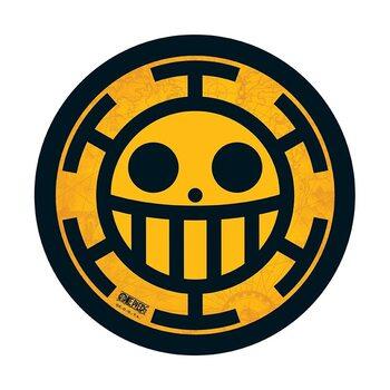 Herní podložka pod myš One Piece - Skull Law