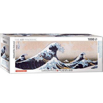 Πъзели Katsushika Hokusai - Great Wave of Kanagawa