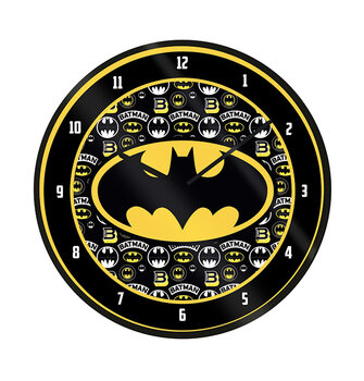 Klokke Batman - Logo