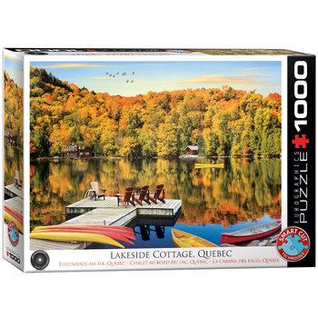 Puzzle Lakeside Cottage Quebec