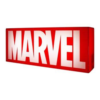 Lampe Marvel - Logo