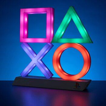 Lampička Playstation - Icons XL