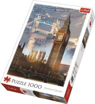 Puzzle Londýn - Úsvit