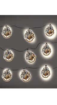 Luces decorativas Harry Potter - Hogwarts Crest