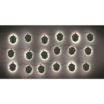 Luces decorativas Harry Potter - Slytherin Crest