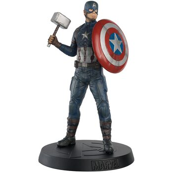Figur Marvel - Captain America Mega