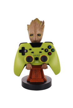 Statuetta Marvel - Groot (Cable Guy)