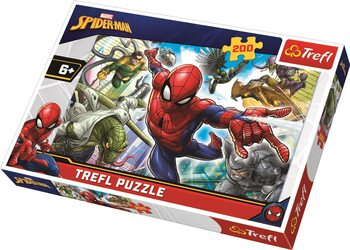 Puzle Marvel - Spiderman