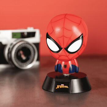 Statuetta che si Illuminano Marvel - Spiderman