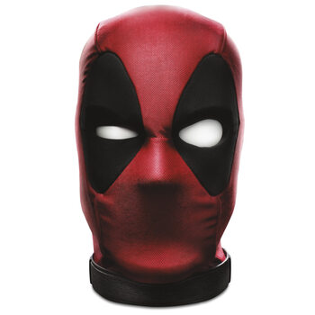 Marvel - Tête interactive Deadpool