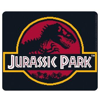 Mauspad Jurassic Park - Logo
