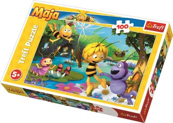 Puzle Maya the Bee