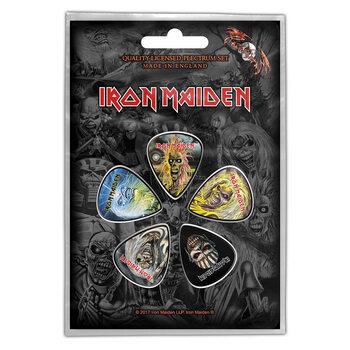 Médiators Iron Maiden - The Faces of Eddie