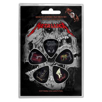 Médiators Metallica - Guitars