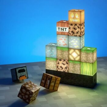 Minecraft - Block Building Light