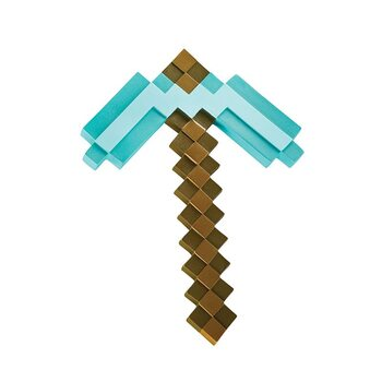 Minecraft - Diamantový krumpáč