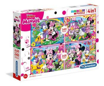 Puzzel Minnie - Happy Helper