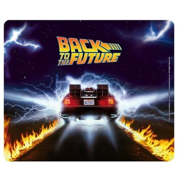 Mouse pad Back To The Future - DeLorean