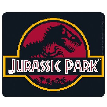 Mouse pad Jurassic Park - Logo