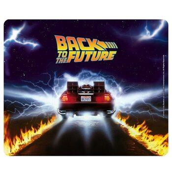 Muismat Back To The Future - DeLorean