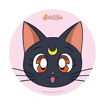 Mussemåtte - Sailor Moon - Luna