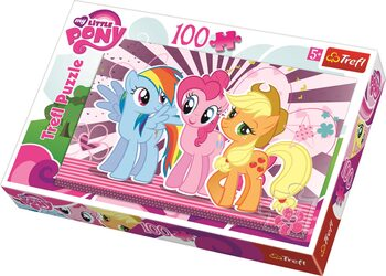 Puslespil My Little Pony: Friends