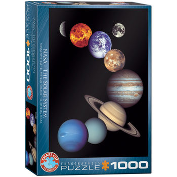 Puzzel NASA The Solar System