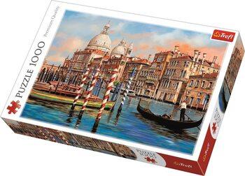 Puzzle Odpoledne v Benátkách