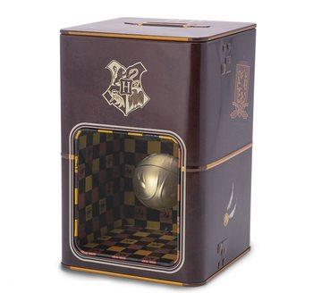 Pénz doboz - Harry Potter Golden snitch