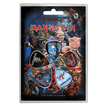 Plectrums Iron Maiden - Later Albums