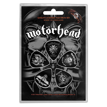 Plectrums Motorhead - Bad Magic