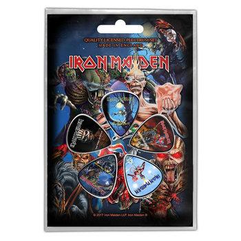 Plektre Iron Maiden - Later Albums