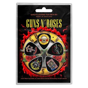 Plektrum Guns N Roses - Bullet Logo