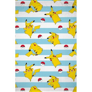 Pokrivač Pokemon - Pikachu