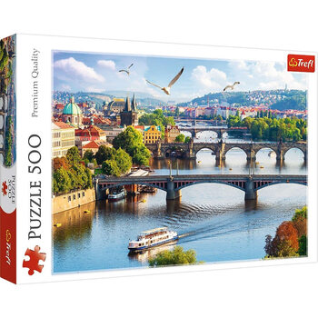 Πъзели Prague - Bridges