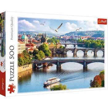 Puzzle Praha - Mosty