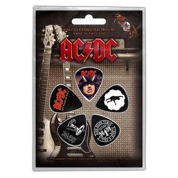 Púas AC/DC - Albums