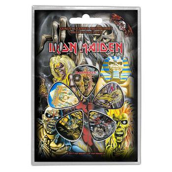 Púas Iron Maiden - Early Albums